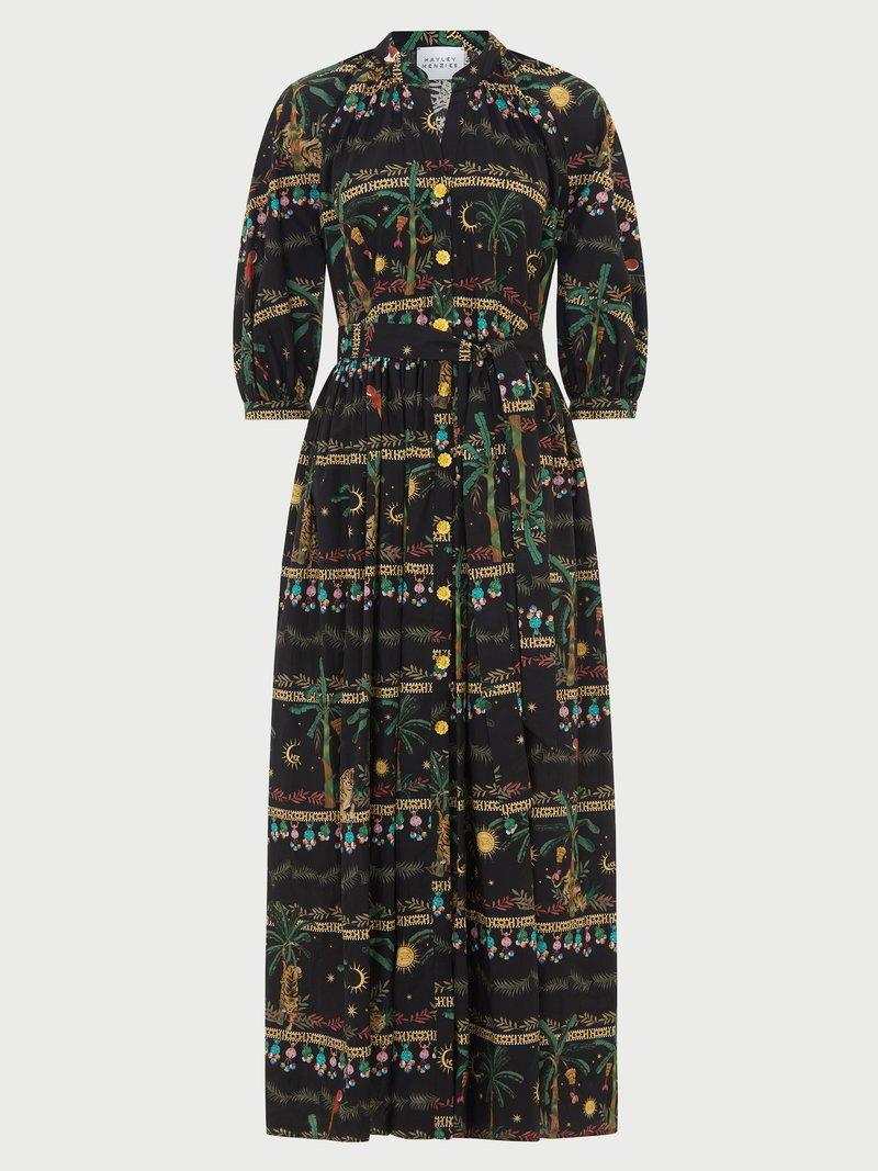 Picture of Hayley Menzies   Midi Volume Shirt Dress