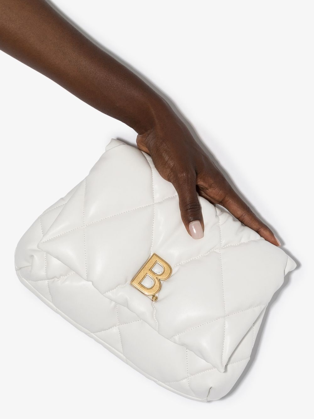 Picture of Balenciaga | Touch Puffy Clutch M