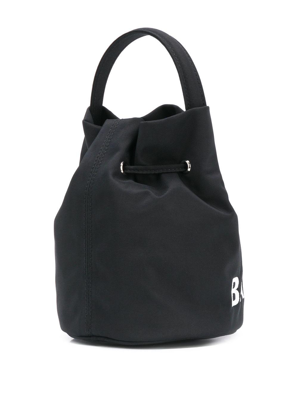 Picture of Balenciaga   Wheel Xs Drawstring Bucket Bag