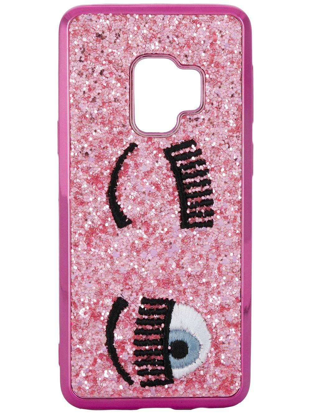 Picture of Chiara Ferragni   Glitter Wink Samsung S9 Case