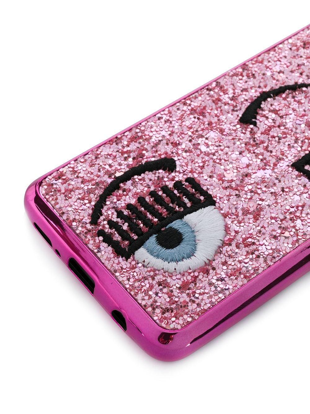 Picture of Chiara Ferragni | Glitter Wink Samsung S9 Case