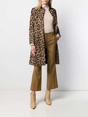 Picture of Desa 1972 | Leopard Print Trenchcoat