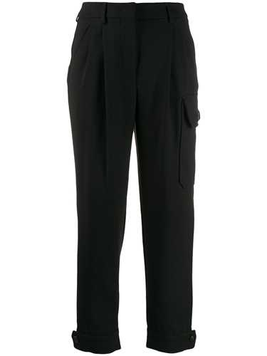 Picture of Incotex | Cropped Utility Trousers