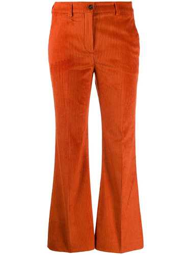 Picture of Incotex | Low-Waist Corduroy Trousers