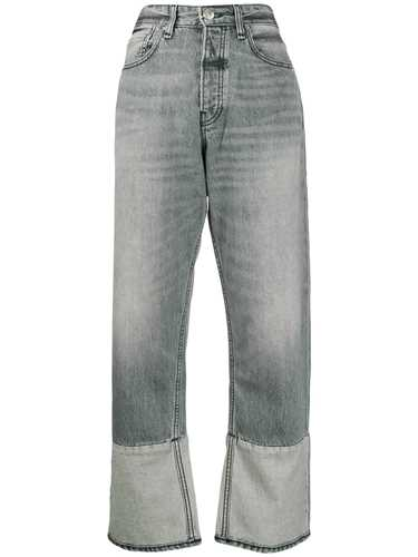 Picture of Rag&Bone | High-Waisted Straight Jeans