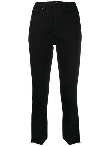 Picture of Rag&Bone | Unfinished-Cuffs Slim-Fit Jeans