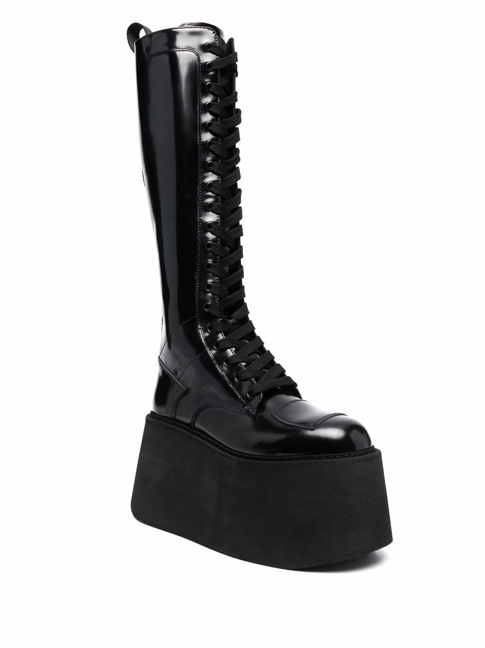 Picture of Gcds   Lace-Up Platform Boots