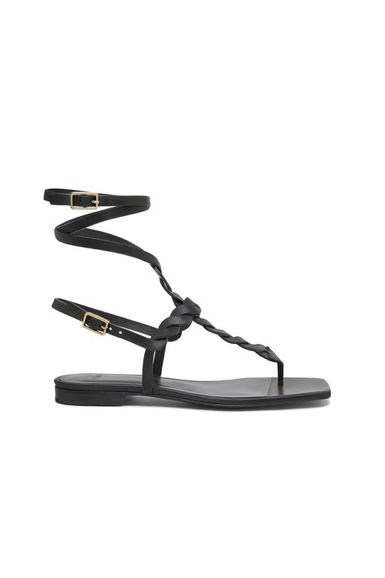 Picture of Hazy | Asa Leather Sandal