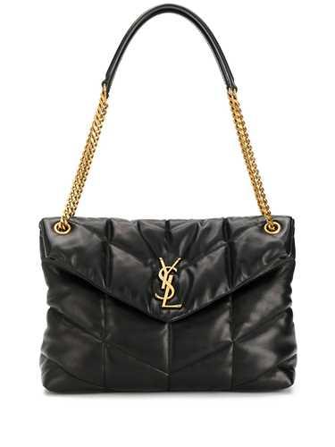 Picture of Saint Laurent   Loulou Medium Leather Shoulder Bag