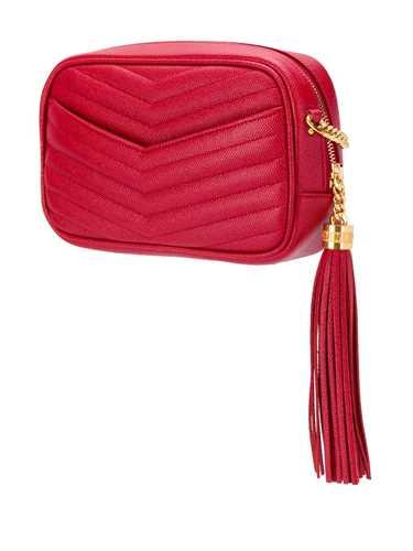 Picture of Saint Laurent   Quilted Monogram Shoulder Bag