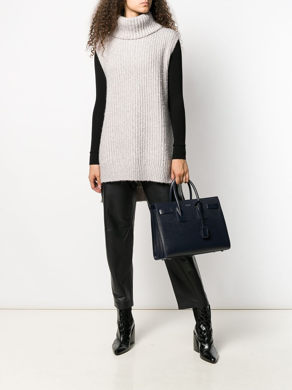 Picture of Saint Laurent | East Side Large Tote