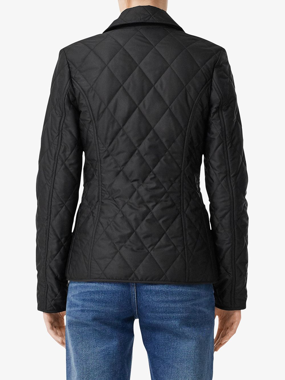 Picture of Burberry | Diamond Quilted Thermoregulated Jacket