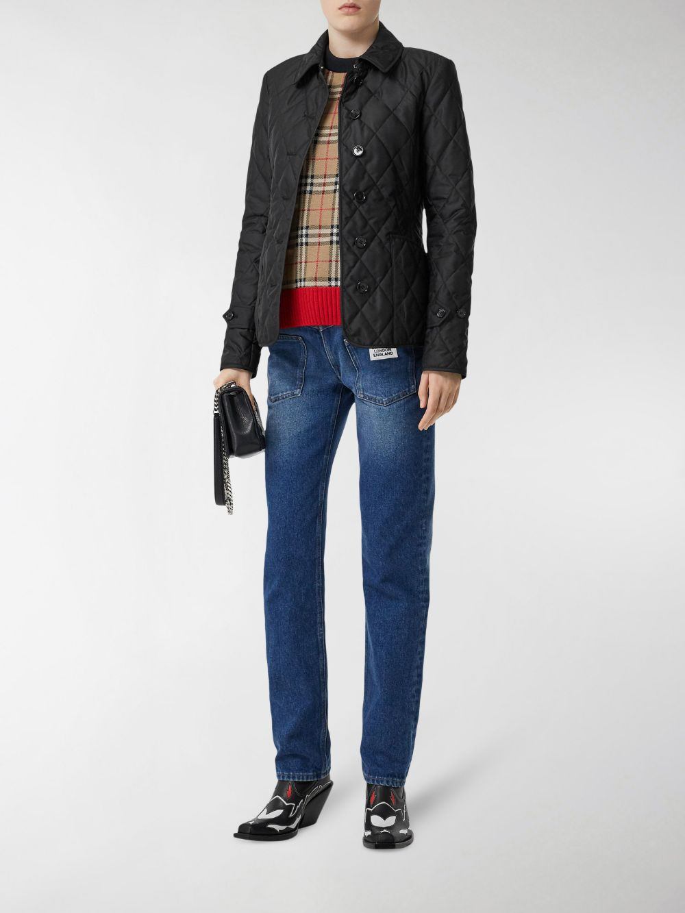 Picture of Burberry   Diamond Quilted Thermoregulated Jacket