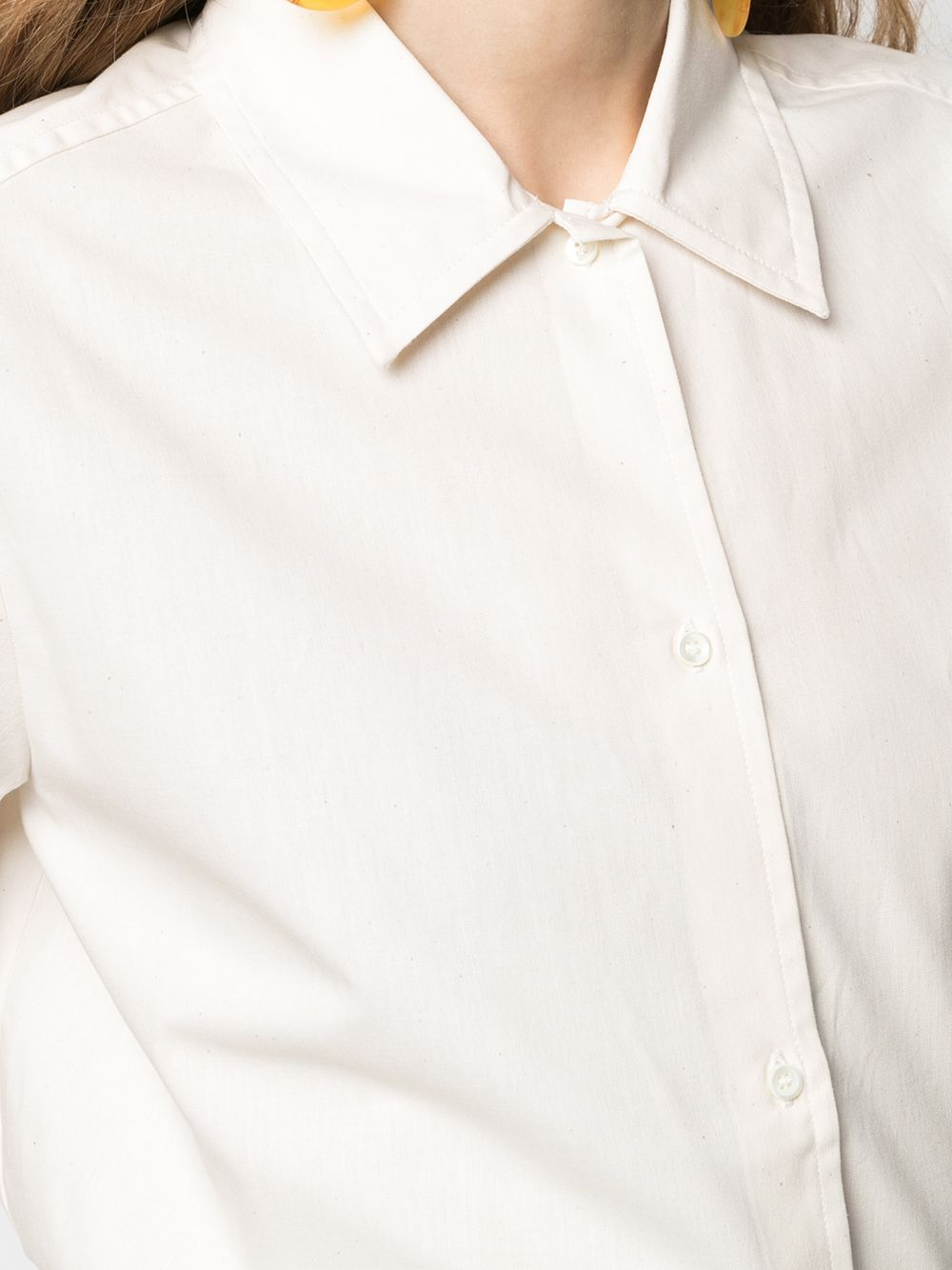 Picture of A.P.C. | Short-Sleeved Cotton Shirt