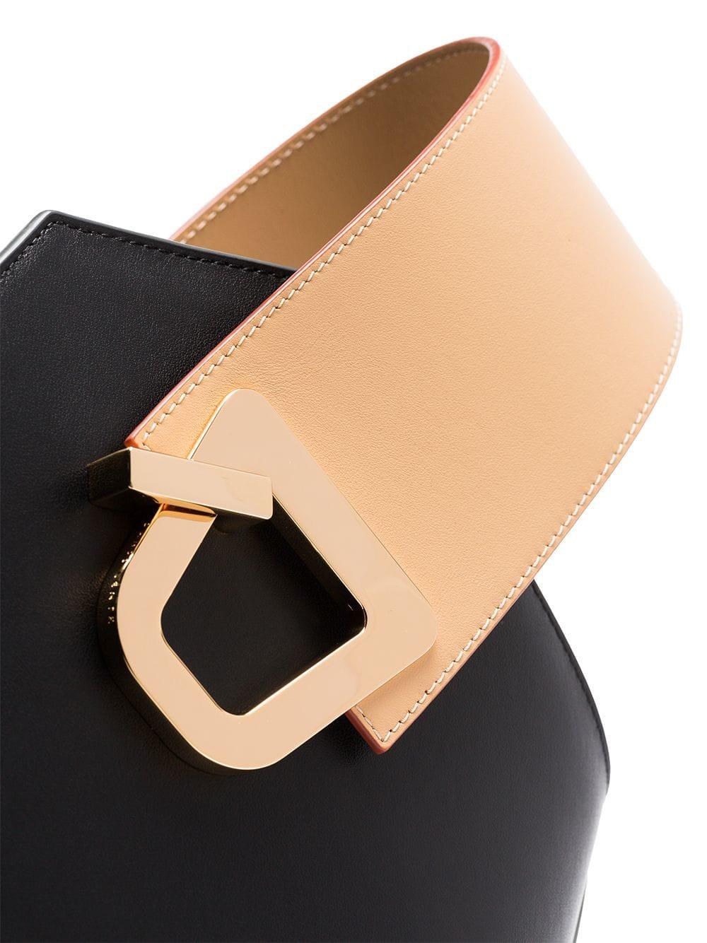 Picture of Danse Lente | Jonny Leather Bucket Bag