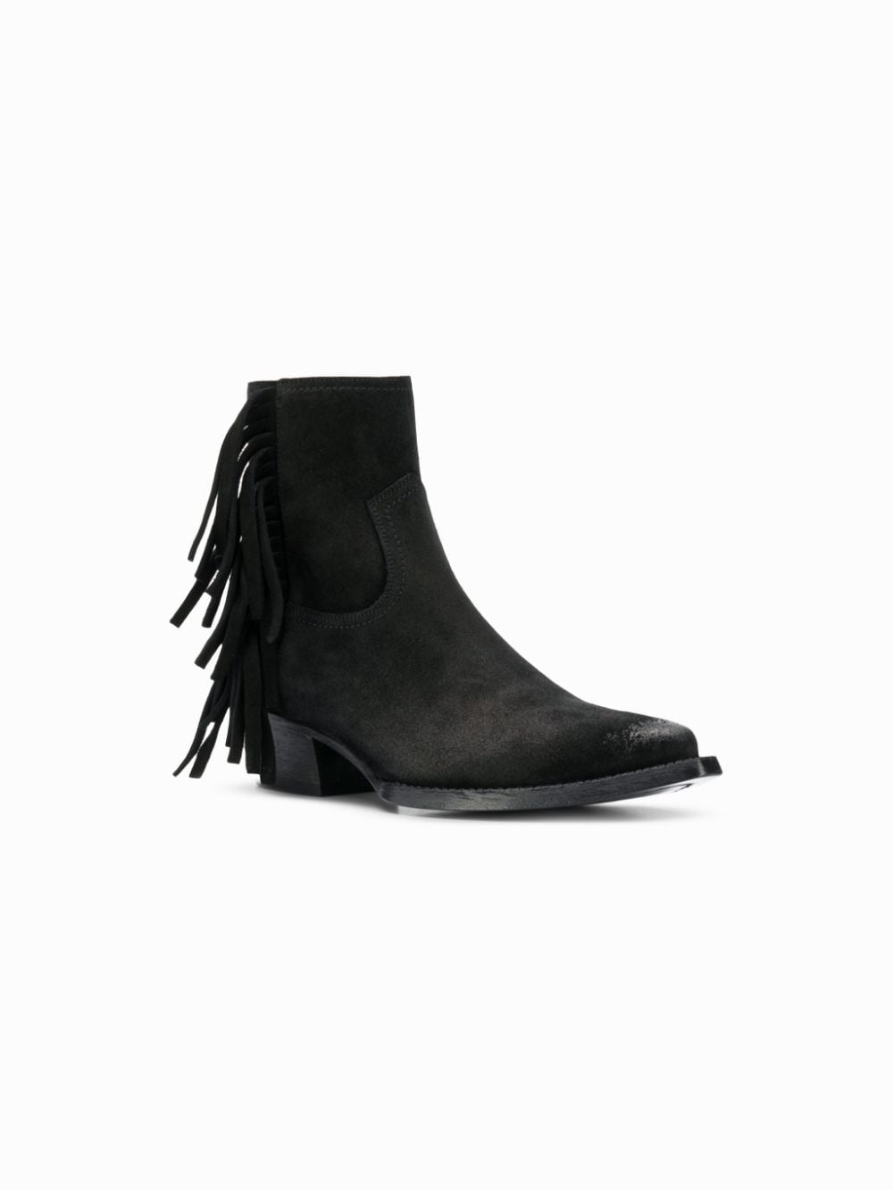 Picture of Saint Laurent | Lukas 40 Boots
