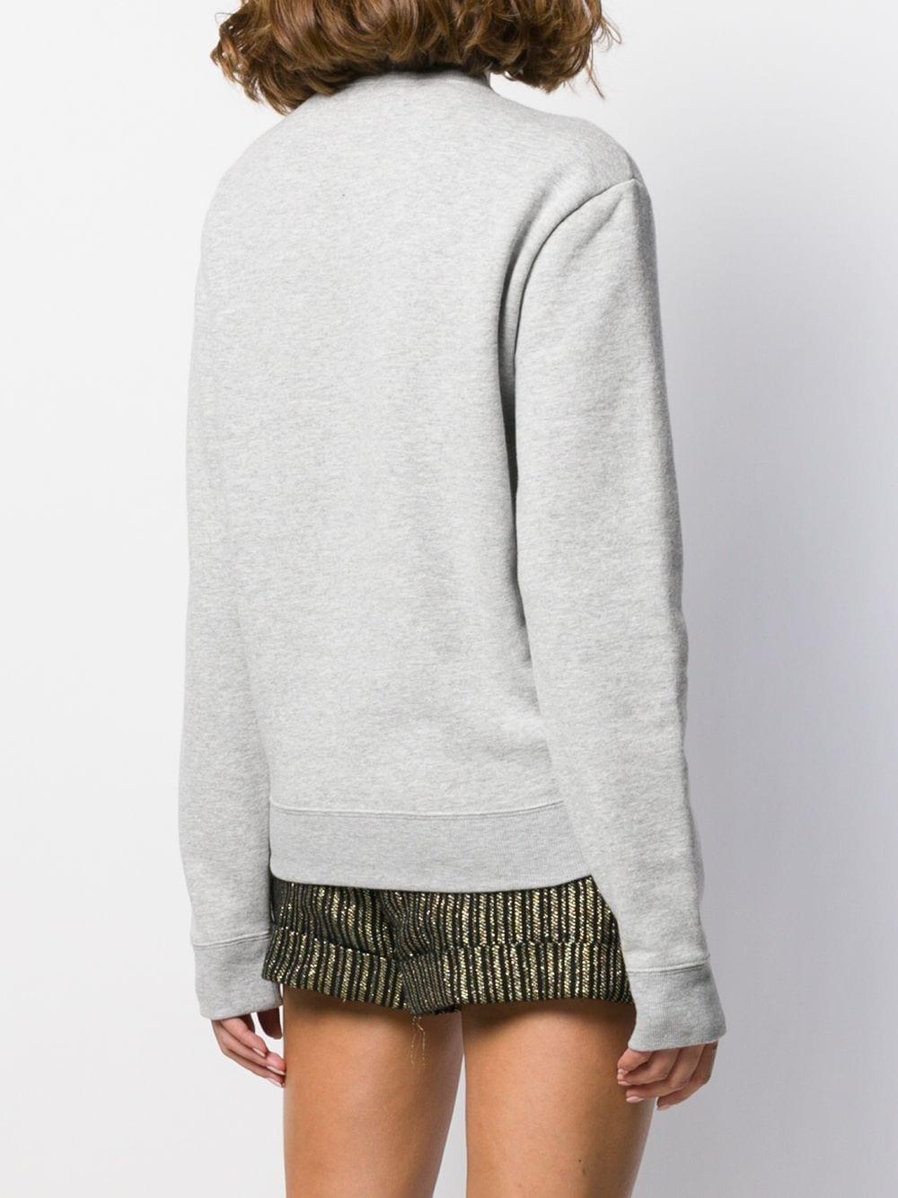 Picture of Saint Laurent   Malibu Crewneck Sweatshirt