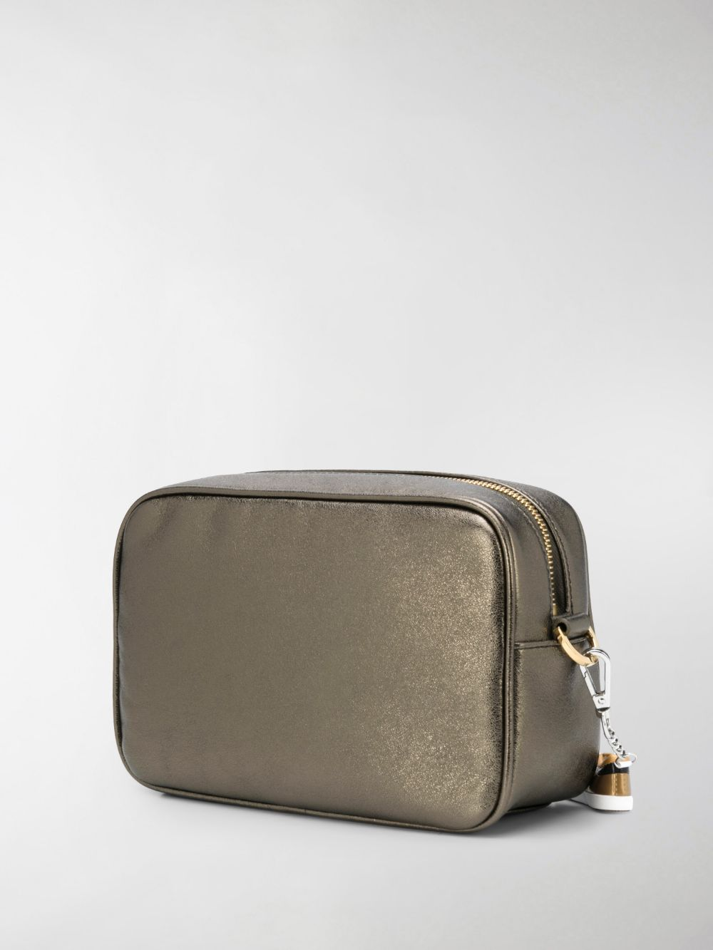 Picture of Golden Goose Deluxe Brand | Star Crystal-Embellished Crossbody Bag