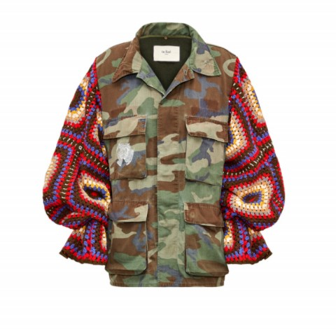 Picture of Tu Lize`   Army Of Love Winter Jacket