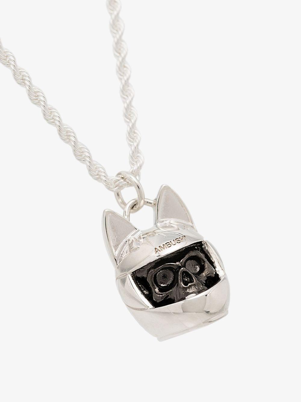 Picture of Ambush | Cat Necklace