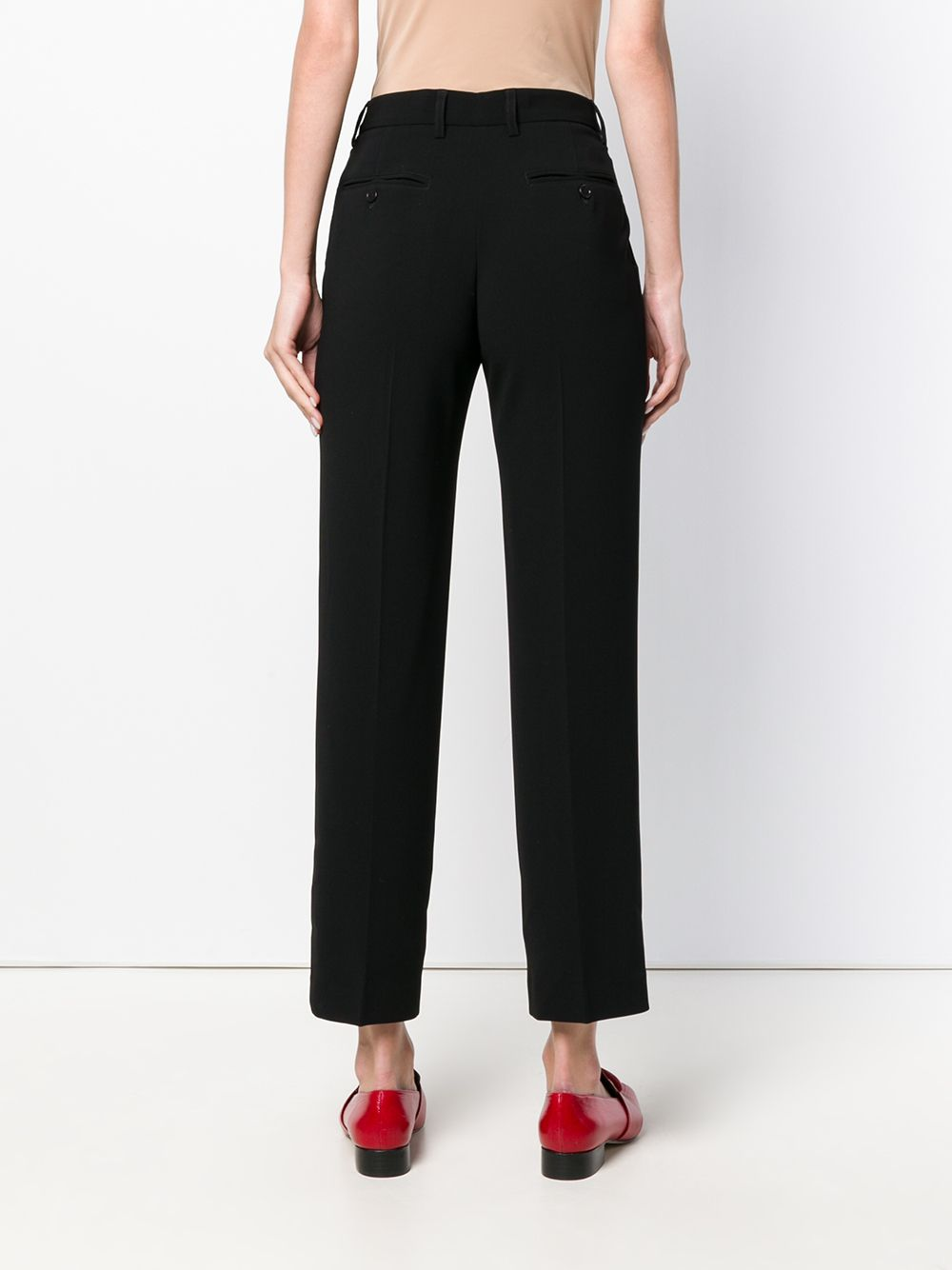 Picture of Aspesi   Classic Tailored Trousers