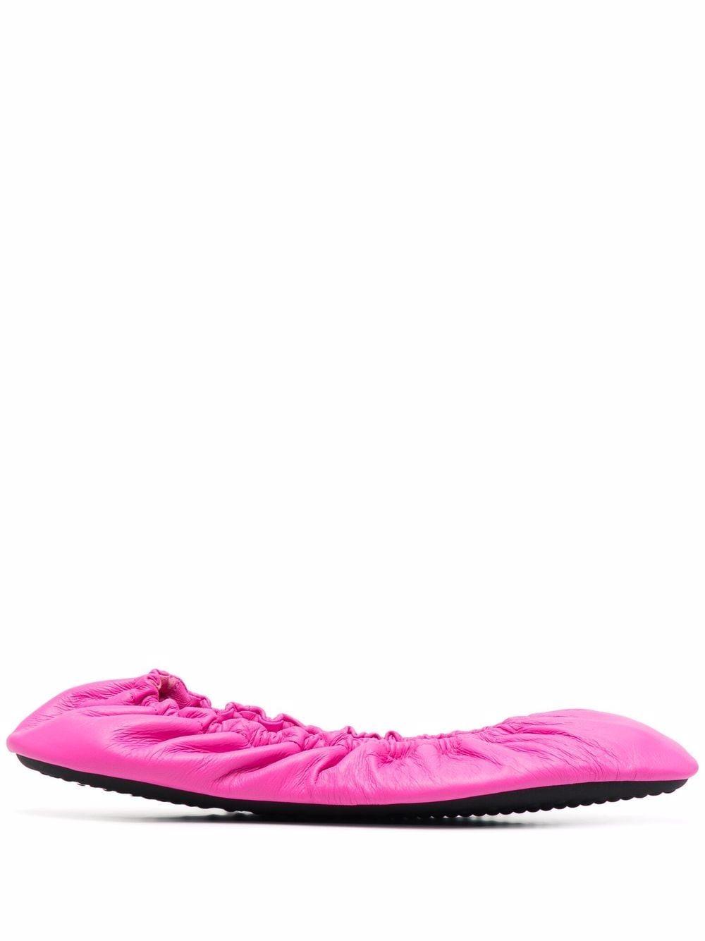 Picture of Balenciaga | Tug Ballerina Shoes