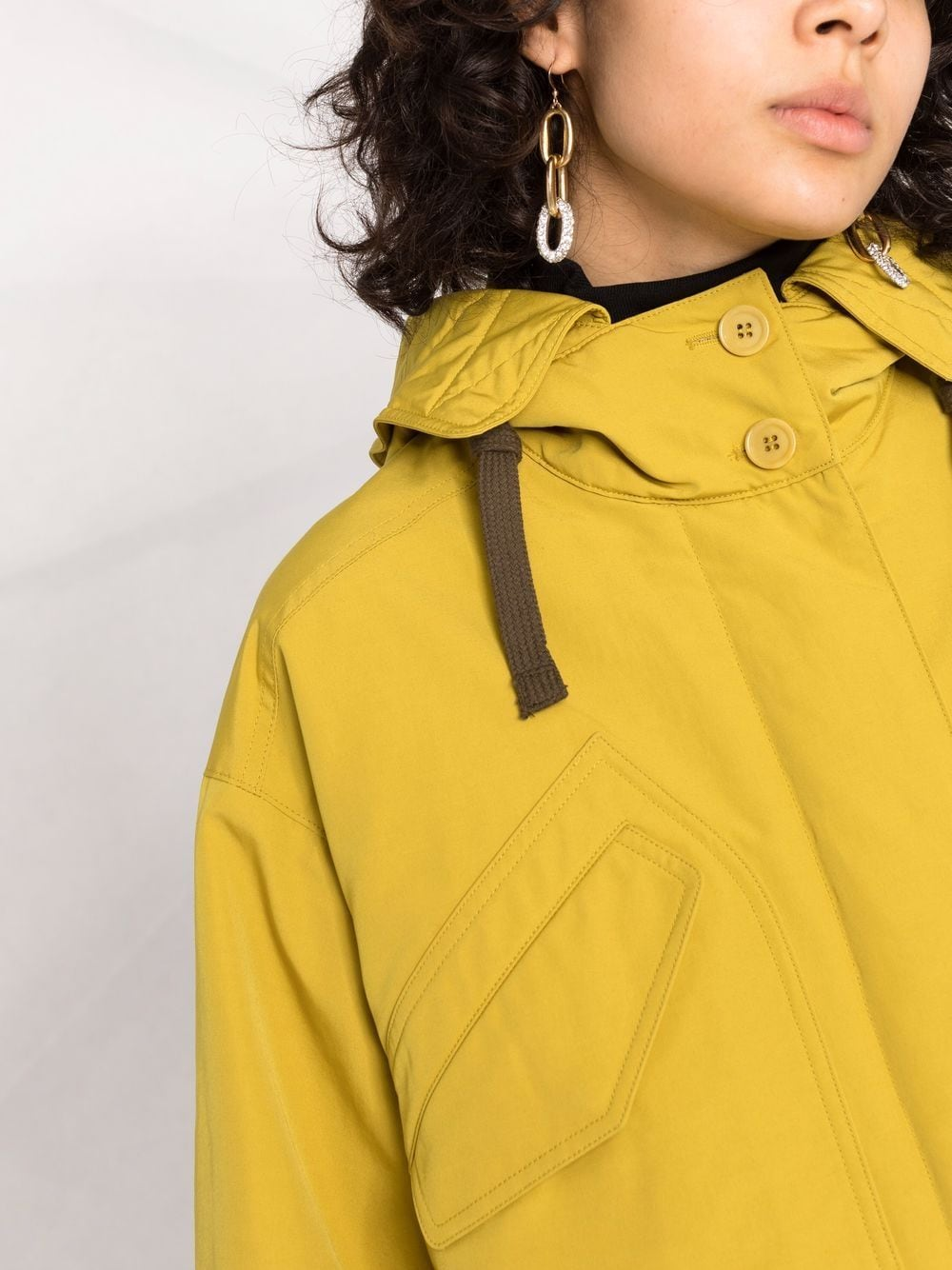 Picture of Aspesi   Padded Hooded Jacket