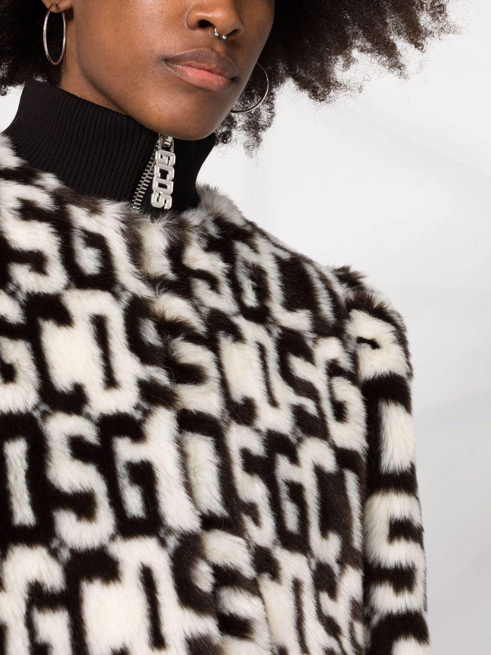 Picture of Gcds | Fur Mini Jacket