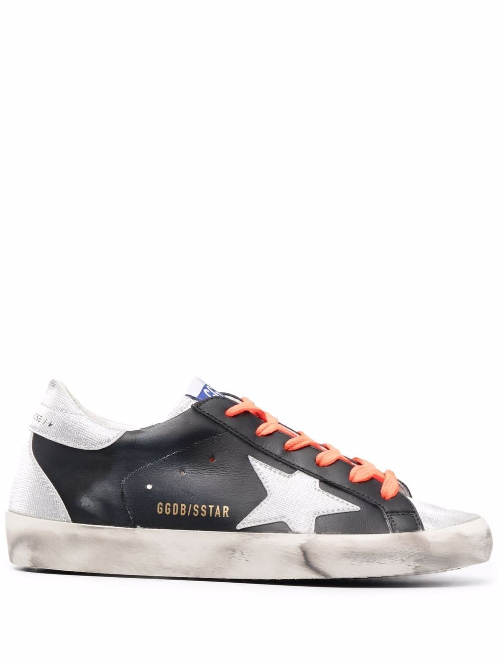 Picture of Golden Goose Deluxe Brand | Star-Patch Low-Top Sneakers