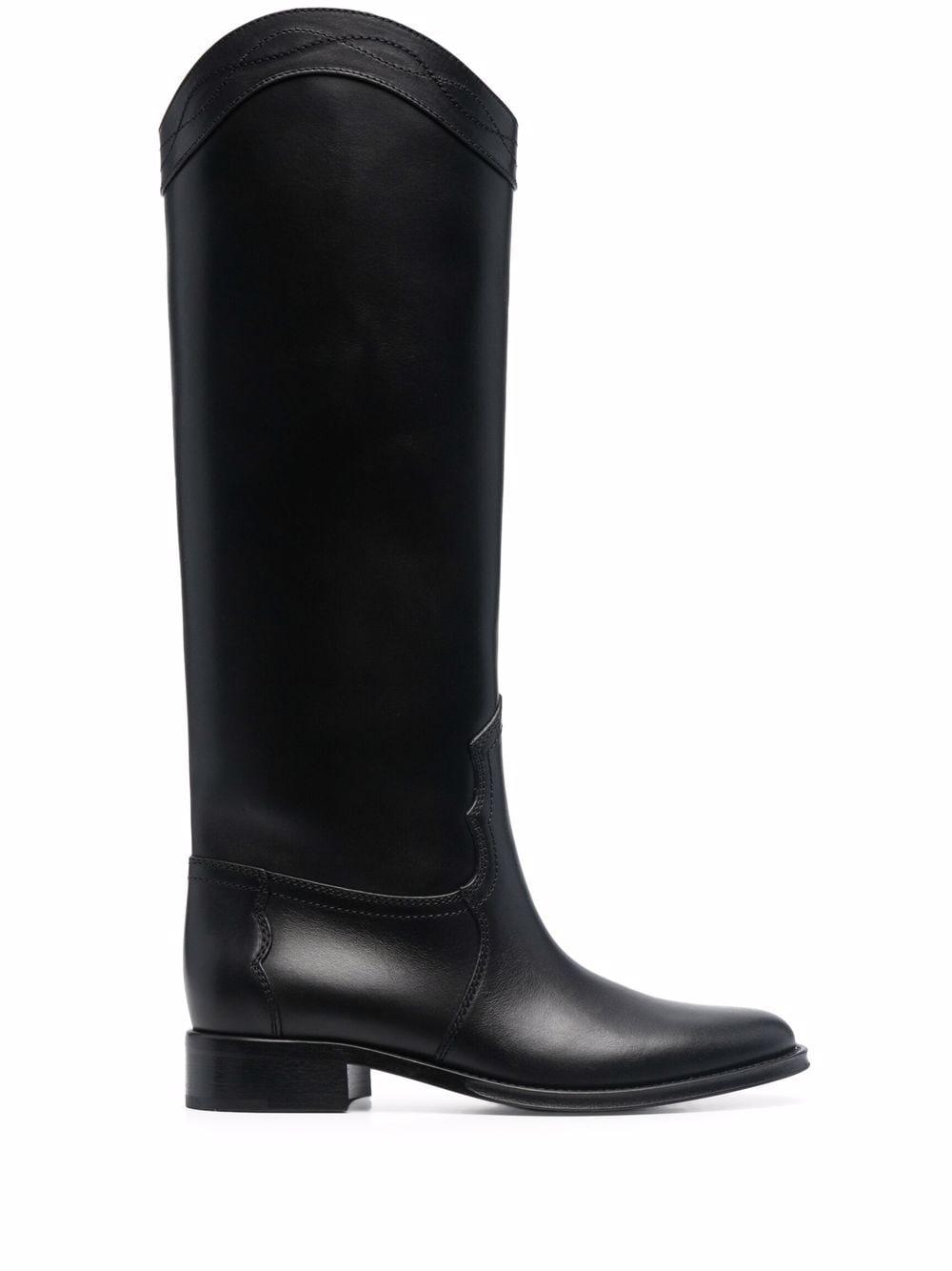 Picture of Saint Laurent | Kate Chateau 30 Boots