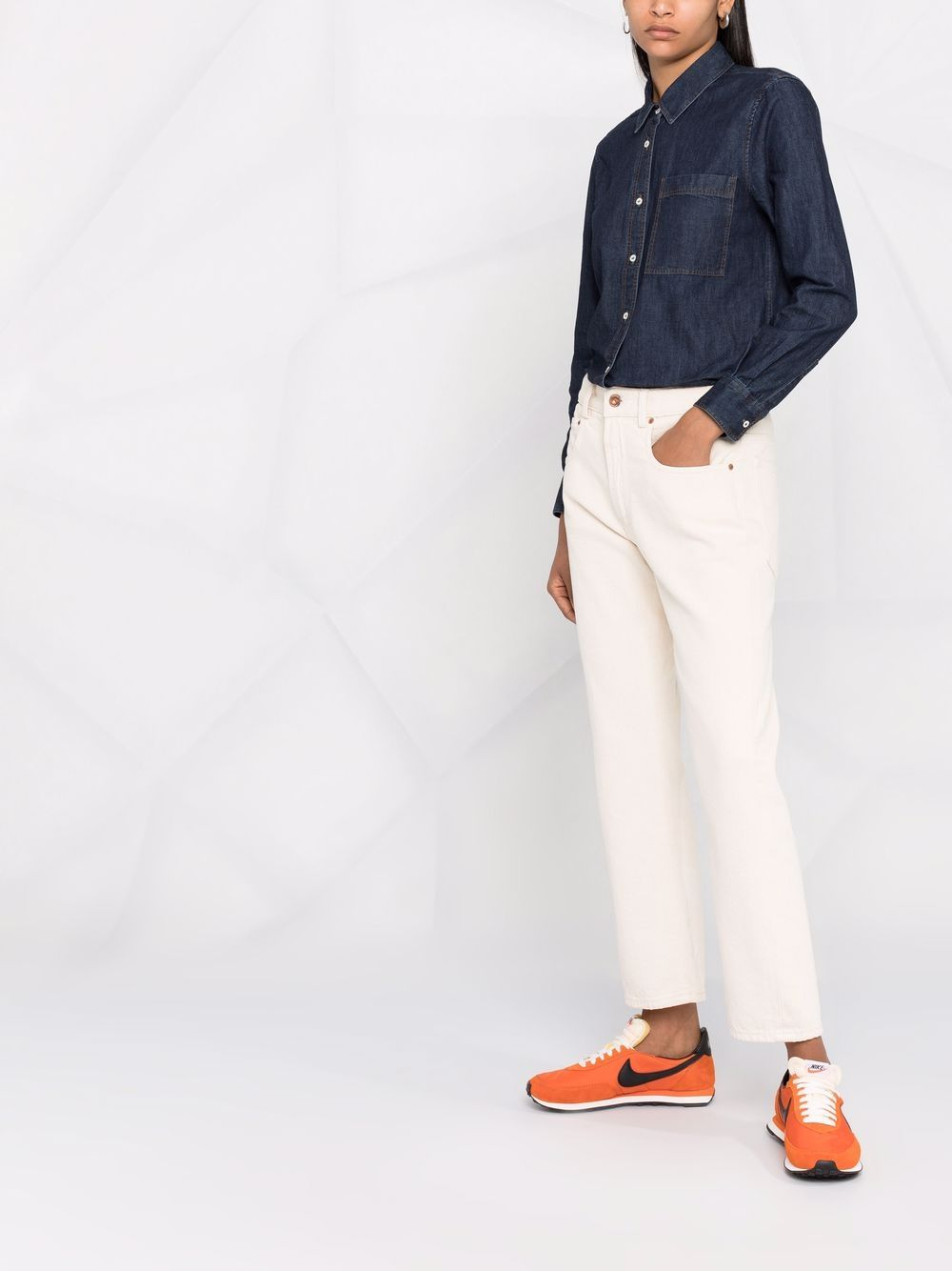 Picture of Aspesi | Straight-Leg Trousers