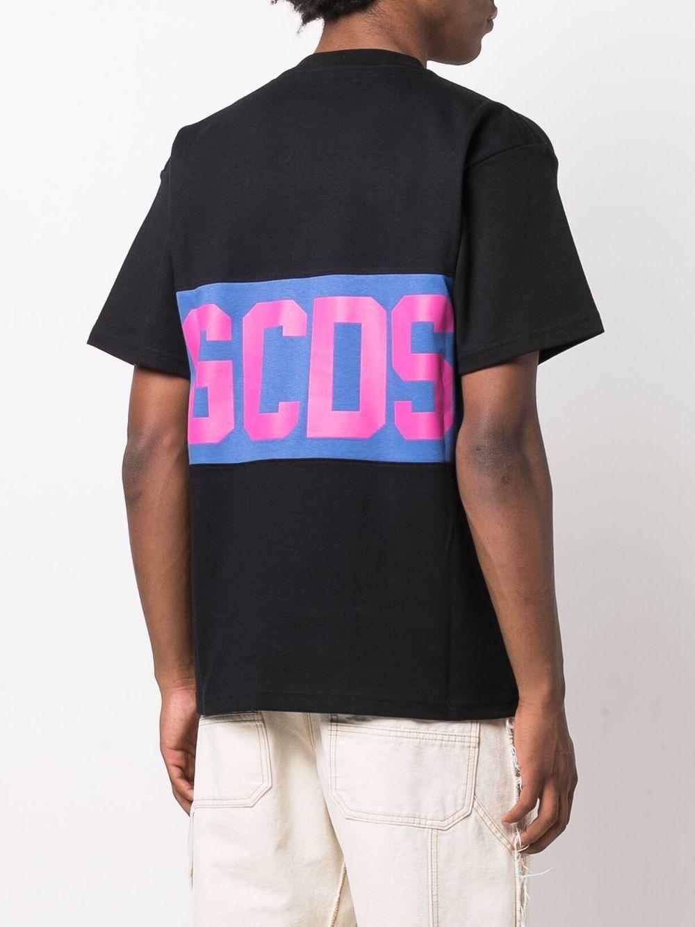 Picture of Gcds | Logo Stripe T-Shirt