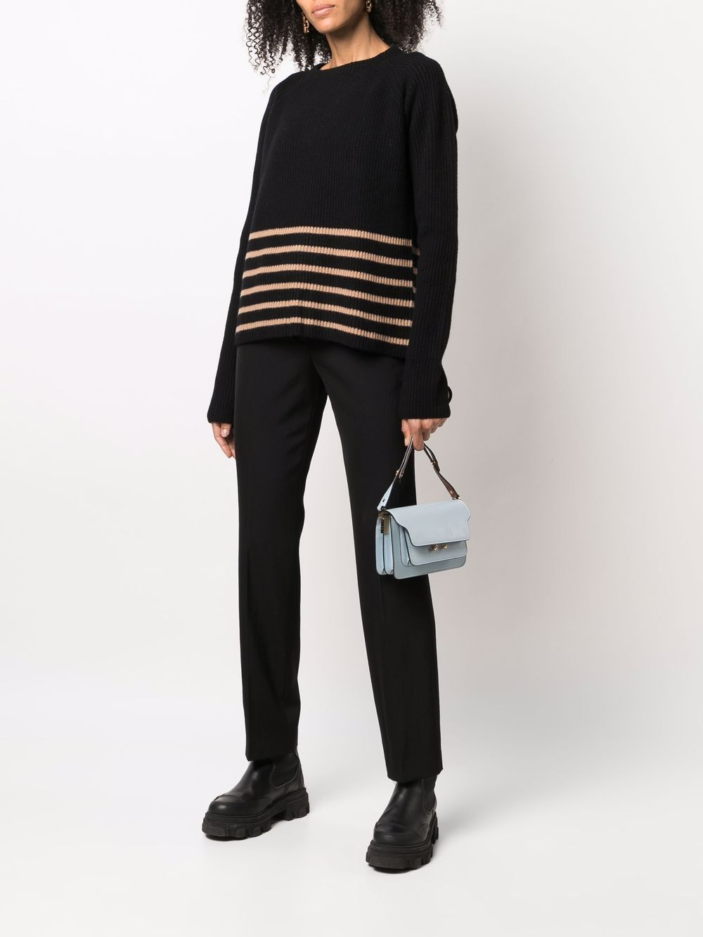Picture of Aspesi | Striped Wool Jumper
