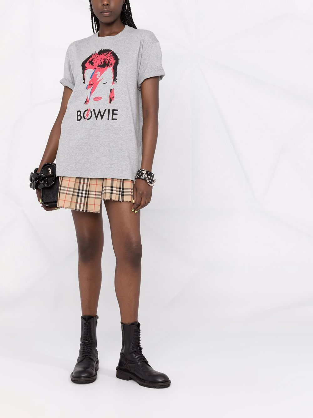 Picture of Junya Watanabe | Bowie Graphic-Print T-Shirt