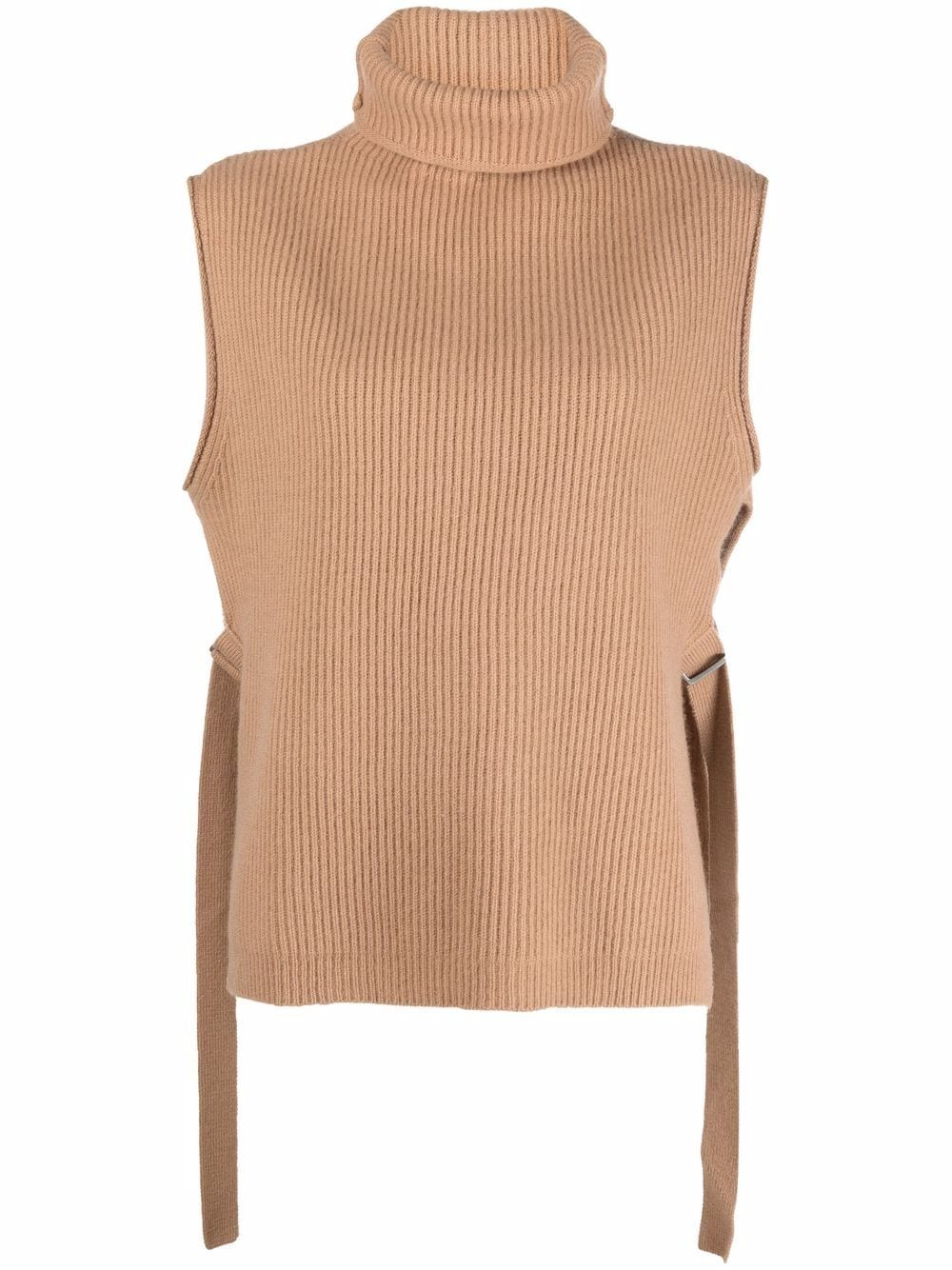 Picture of Aspesi | Ribbed-Knit Vest