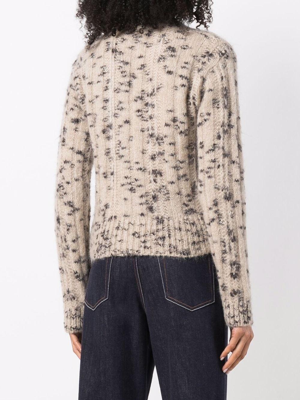 Picture of Saint Laurent | Cardigan Sweater