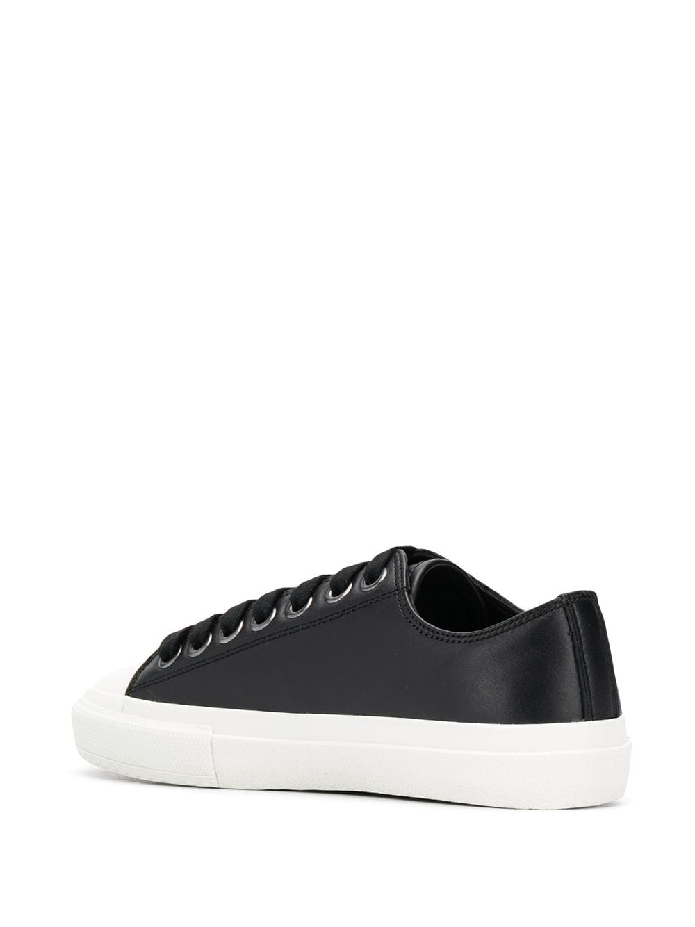 Picture of Burberry | Logo Print Lace-Up Sneakers