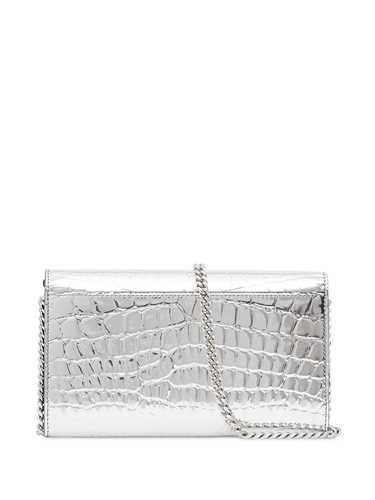 Picture of Burberry | Embossed Detachable Strap Wallet