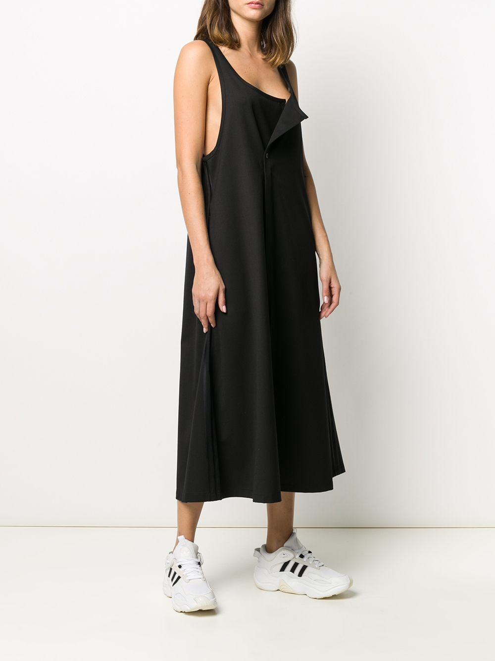 Picture of Adidas Y-3 | Craft 3 Stripes Dress