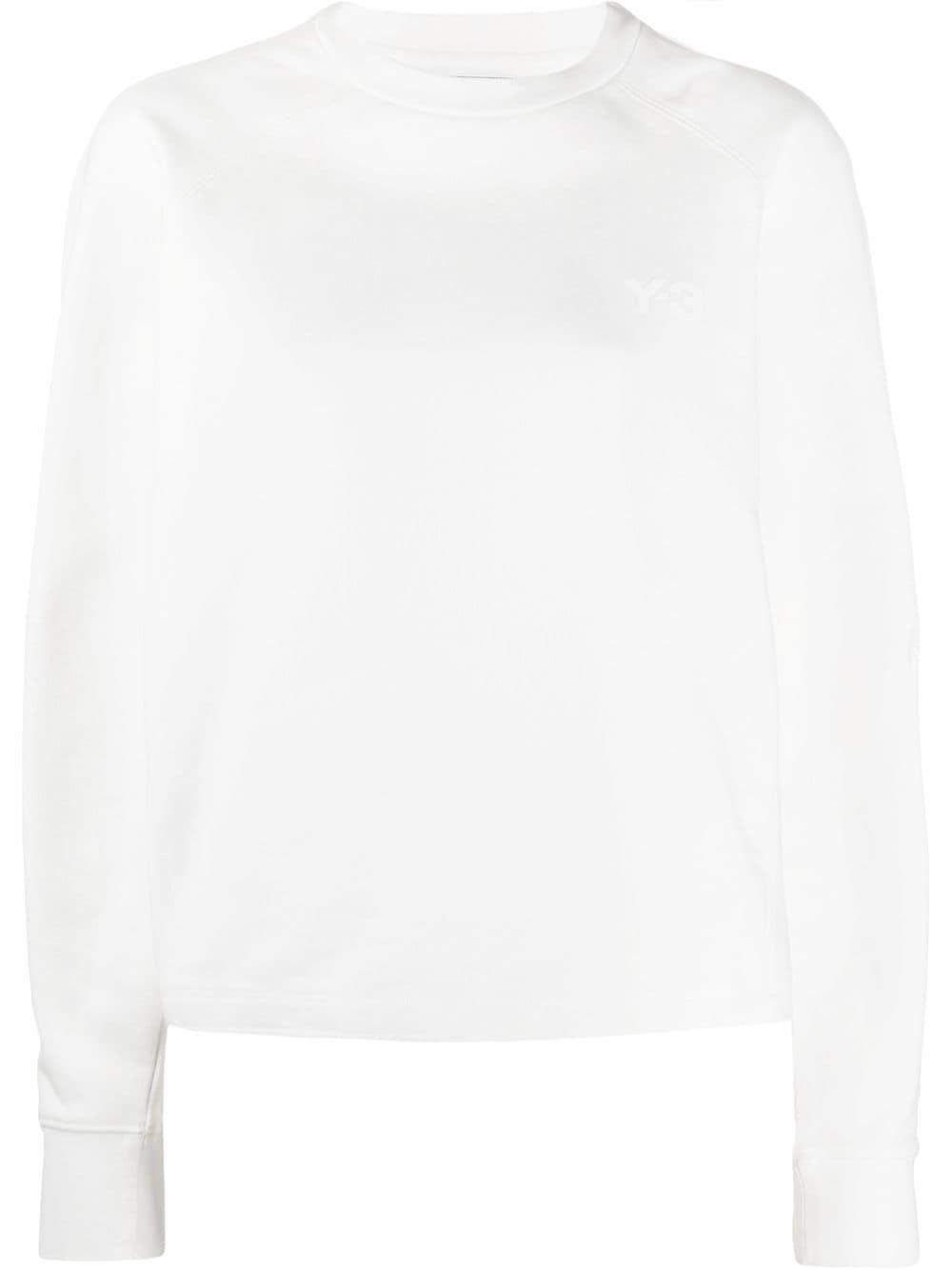 Picture of Adidas Y-3 | Logo Jersey Sweatshirt