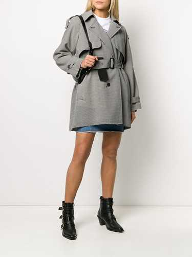 Picture of Golden Goose Deluxe Brand   Trench Serenity