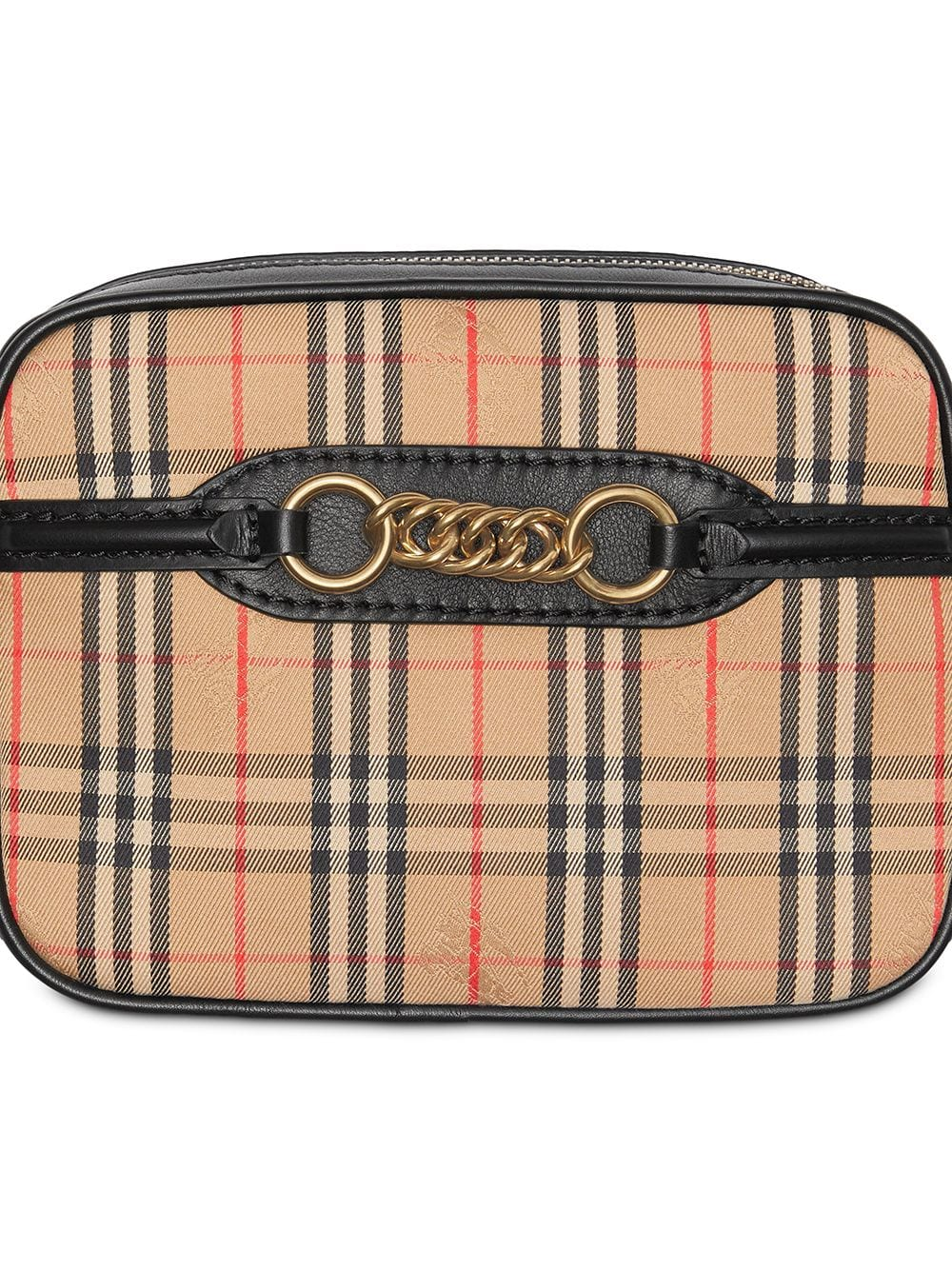 Picture of Burberry | The 1983 Check Link Bum Bag