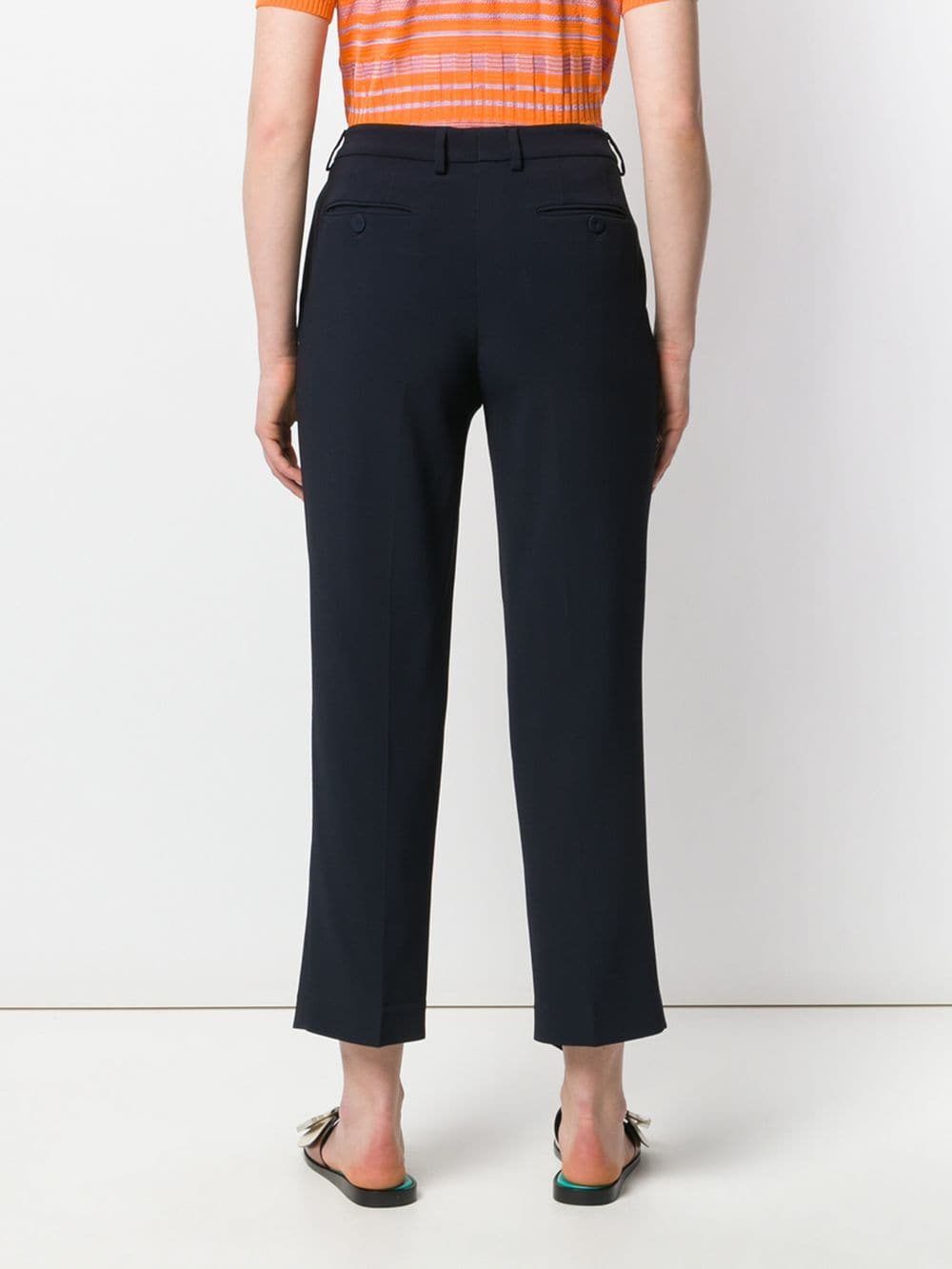 Picture of Incotex | Slim-Fit Trousers