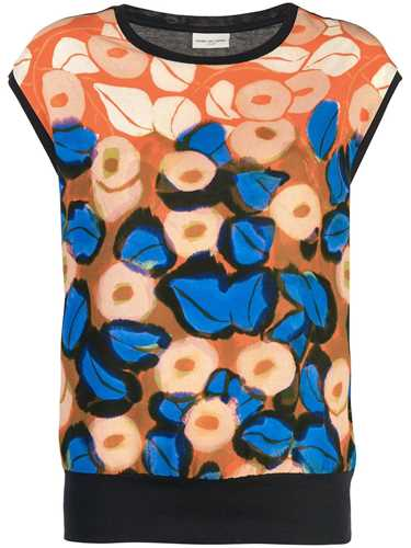 Picture of Dries Van Noten | Abstract Jersey Top