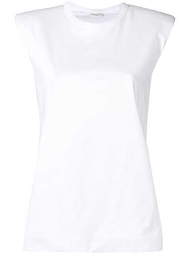 Picture of Dries Van Noten | Padded Shoulder Tank Top