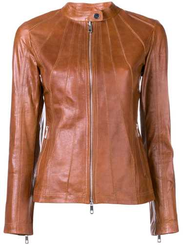 Picture of Desa 1972 | Zipped Biker Jacket