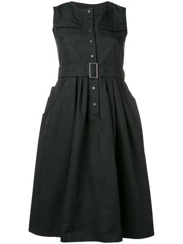 Picture of Dice Kayek | Belted Midi Dress
