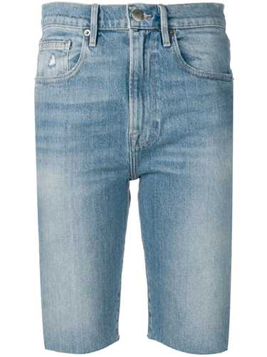Picture of Frame Denim | Knee-Length Denim Shorts