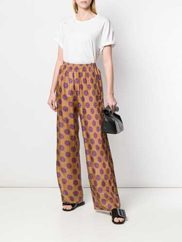 Picture of Mm6 | Floral Print Trousers