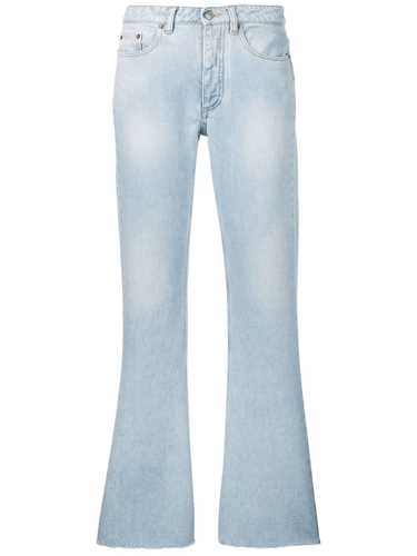Picture of Mm6 | Denim Bootcut Jeans